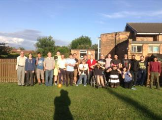 Nottingham 2015: group photo!