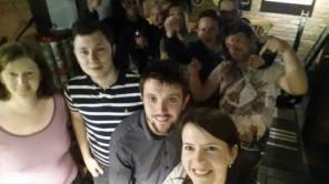 Dublin 2016: Group selfie!