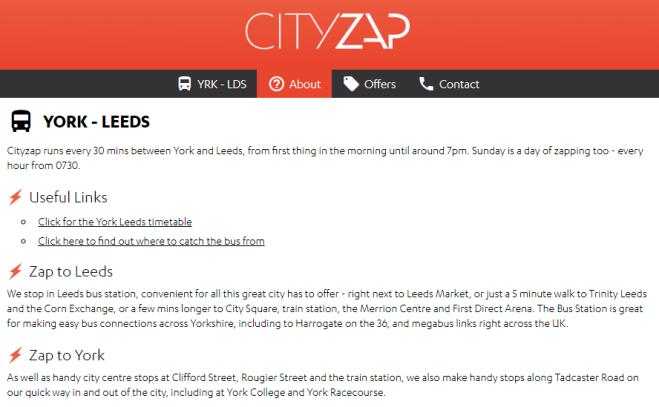 CityZap