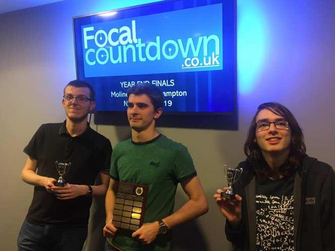Finals 2019 podium