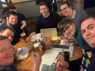Lincoln 2020: Countdowners switch codes and play Only Connect in the pub