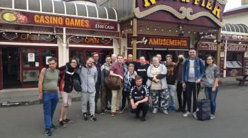 Blackpool 2021: Sunday funday!